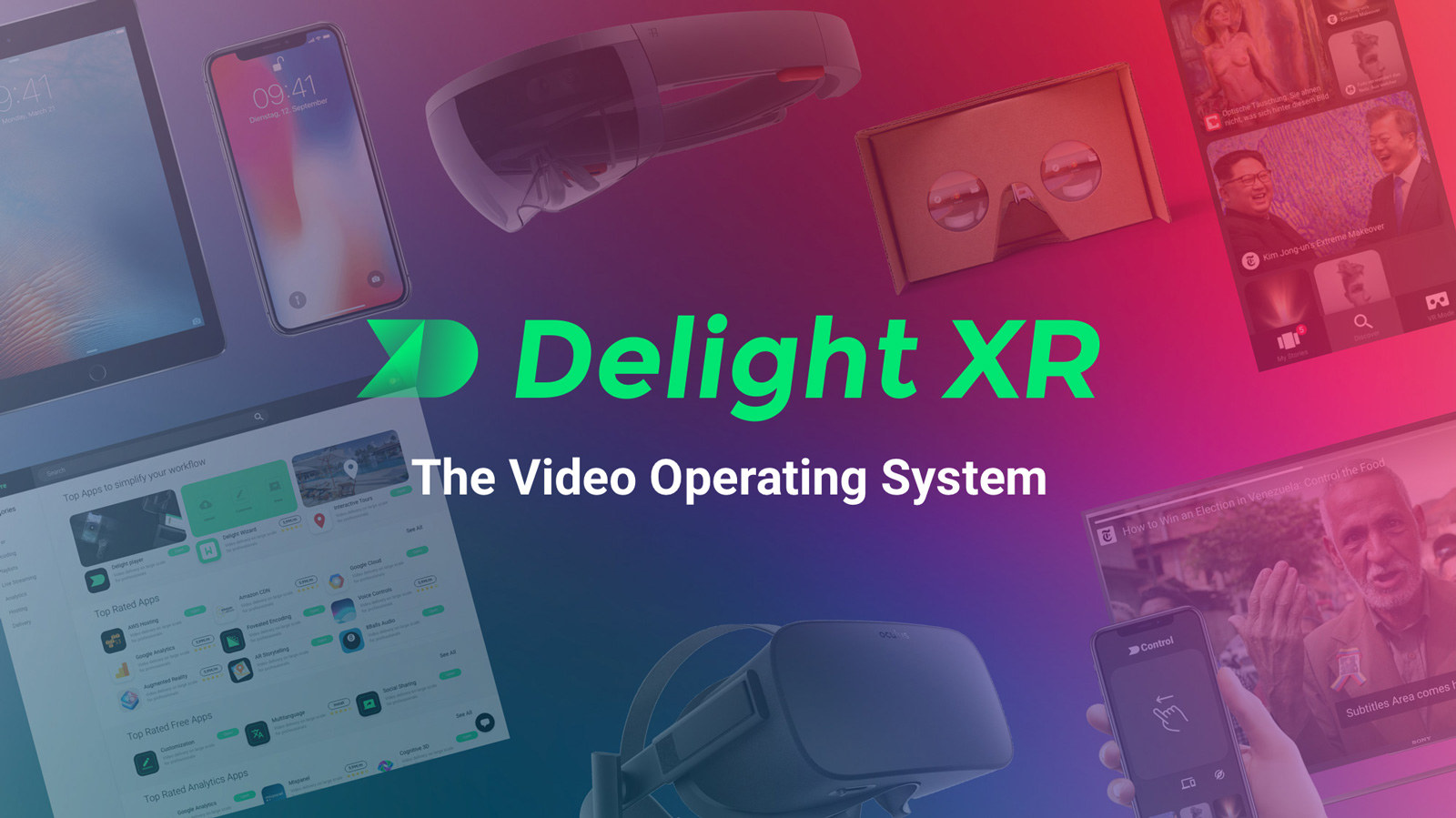 Documentation - dl8-live-video | Delight XR